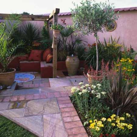 pics photos courtyard garden design ideas courtyard