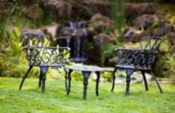 Garden Furniture Can Make A Huge Difference To The Look Of The Garden!