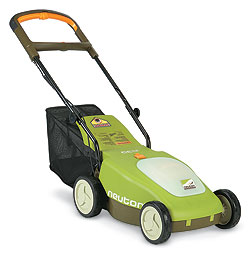neuton push mower