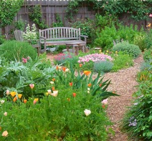 Flower Garden Designs Exclusive Garden Design