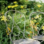 Metal Garden Chair For A Better Relaxation In Your Garden!