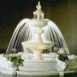 A Fountain is a Piece of Natural Rhythm