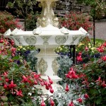 The Secret of Balancing a Garden Lies Inside the Fountain's Whisper