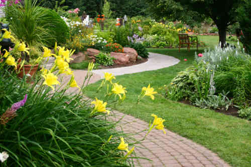 Principles Of Garden Design To Bear In Mind