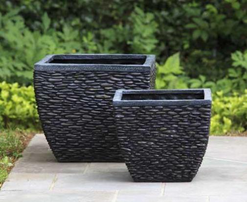 Lovely Todayu0027s Varieties Of Garden Planters Are Durable, Weather Resilient,  Lighter, And Offer More Decorative Options.