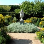 The Rich English Garden Vs The Romantic Mediterranean Garden