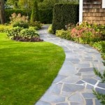 Enjoy The Challenge Of Creating Landscaping Walkways