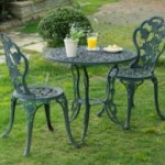 Aluminum Garden Furniture Could Be Your Best Option