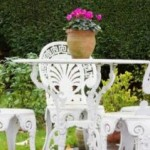 Cast Iron Garden Furniture Brings Elegance to Your Garden