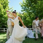 Having Your Wedding at Home &#8211; Tips for a Garden Reception