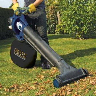 how to use garden vacuum