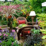 make the most of a small garden space