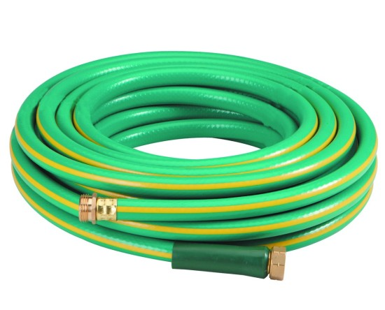 prevention of frosty garden hoses